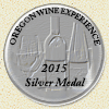 2015 Oregon Wine Experience Silver Medal