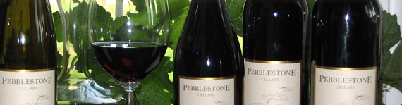 Pebblestone Cellars Wines 2007